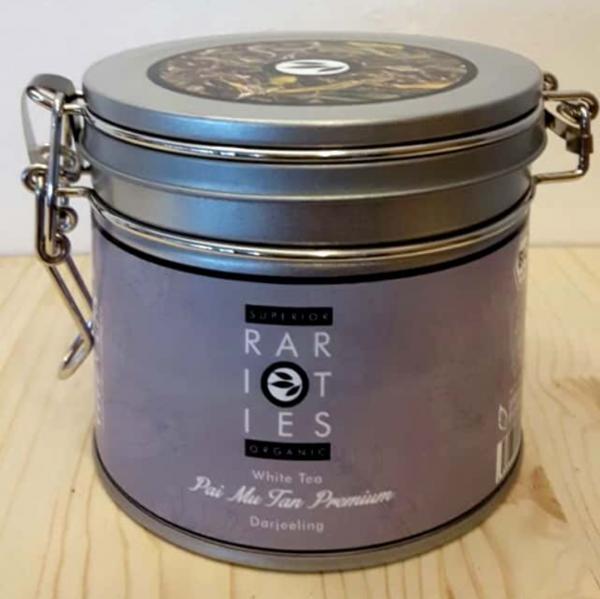 Pai Mu Tan Premium White Tea Darjeeling