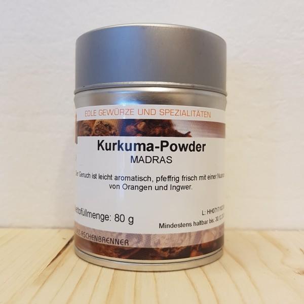 Kurkuma Powder Dose