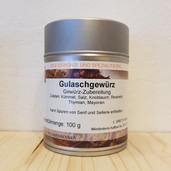 Gulaschgewürz Dose